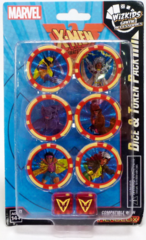Marvel HeroClix: X-Men the Animated Series - The Dark Phoenix Saga Dice and Token Pack