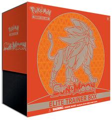Sun and Moon Elite Trainer Box (Solgaleo)