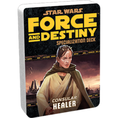 Star Wars:  Force and Destiny - Healer