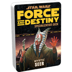 Star Wars:  Force and Destiny - Seer