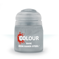 Base: Iron Hands Steel