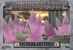 BB547 - Energon Crystals - 30mm