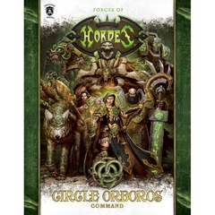 Forces of HORDES: Circle Orboros Command (hard cover)