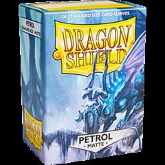 Dragon Shield - Standard - 100ct - Matte - Petrol
