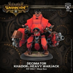 Decimator - Destroyer Heavy Warjack