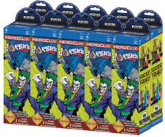 DC Comics HeroClix - The Joker's Wild! - Booster Brick
