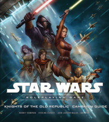 Star Wars: Roleplaying Game - Knights of the Old Republic Campaign Guide (Used)