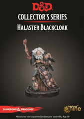 D&D Collector's Series - Halaster Blackcloak