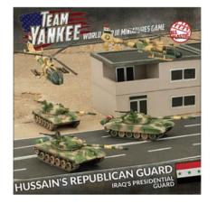 TIQAB01 Hussain's Republican Guard
