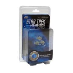 Star Trek: Attack Wing - Federation Fighter Squadron 6