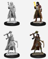 D&D Nolzur's Marvelous Miniatures - Female Elf Cleric