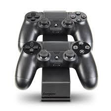 Energizer Dual Charging Station for Playstation 4 Controllers
