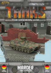 Tanks - The Modern Age - Marder - Tank Expansion - West German