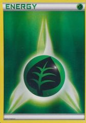 Grass Energy (Unnumbered 2013) - Holo
