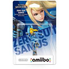 Zero Suit Samus Amibo