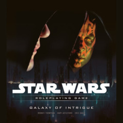 Star Wars: Roleplaying Game - Galaxy of Intrigue (Used)
