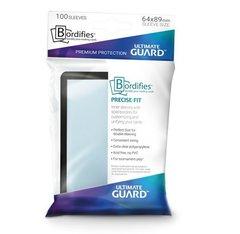 Ultimate Guard - Standard - 100ct - Bordifies Precise-Fit - Black Border