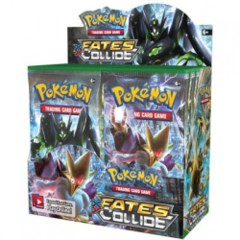 XY: Fates Collide - Booster Box