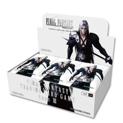 Final Fantasy Tcg Opus III - Booster Box