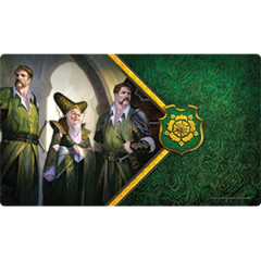 P128 - The Queen of Thorns Playmat