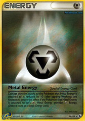 Metal Energy - 94/109 - Rare - Reverse Holo