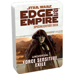 Force Sensitive Exile