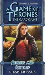 A Game of Thrones: The Card Game - Secrets and Schemes