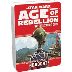 Star Wars: Age of Rebellion - Advocate Specialization Deck