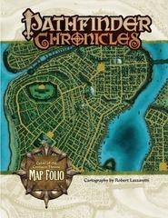 Pathfinder Chronicles: Curse of the Crimson Throne Map Folio