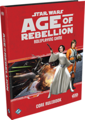 Star Wars: Age of Rebellion - RPG Beginner Game