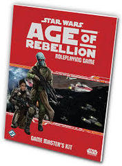 Star Wars: Age of Rebellion - RPG Game Master's Kit