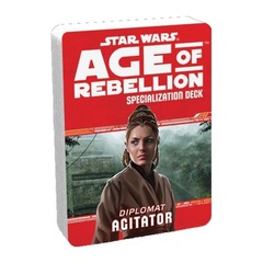 Star Wars: Age of Rebellion - Specialization Deck - Diplomat Agitator