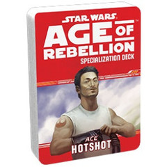 Star Wars: Age of Rebellion - Specialization Deck - Ace Hotshot