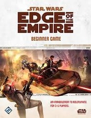 Star Wars:  Edge of the Empire - RPG Beginner Game