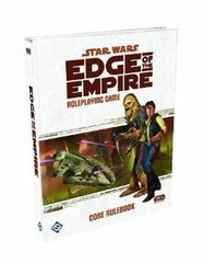 Star Wars:  Edge of the Empire - RPG Core Rulebook