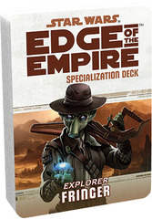 Star Wars: Edge of the Empire - Specialization Deck - Explorer Fringer
