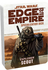 Star Wars: Edge of the Empire - Specialization Deck - Explorer Scout