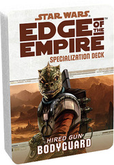 Star Wars: Edge of the Empire - Specialization Deck - Hired Gun Bodyguard