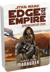 Star Wars: Edge of the Empire - Specialization Deck - Hired Gun Marauder