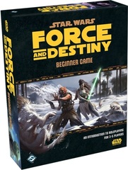 Star Wars: Force and Destiny - RPG Beginner Game