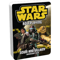 Star Wars: Roleplaying Game - Scum and Villainy