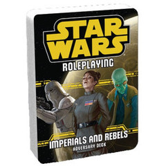 Star Wars: Roleplaying Game - Imperials and Rebels