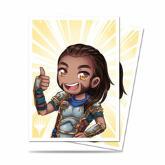 Ultra PRO - Standard - 100ct - Chibi - Gideon: Good Job