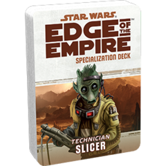 Star Wars: Edge of the Empire - Technician Slicer