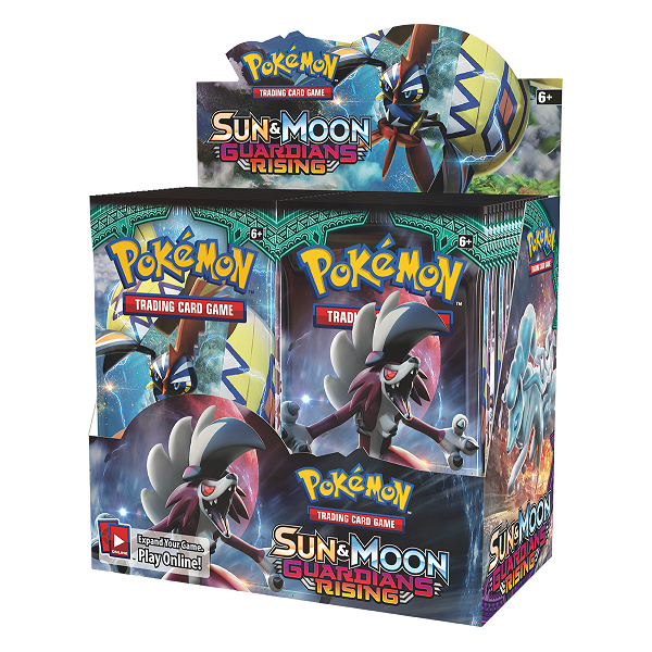 Sun & Moon - Guardians Rising - Booster Box