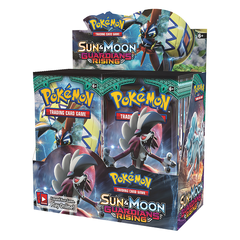 Sun & Moon: Guardians Rising - Booster Box