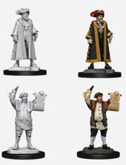 WizKids Deep Cuts - Mayor & Town Crier
