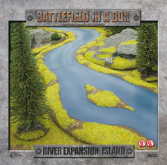 BB513 - River Expansion - Island
