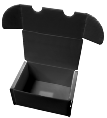 Comic Pro Line - Plastic Storage Box - 300 Count - Black
