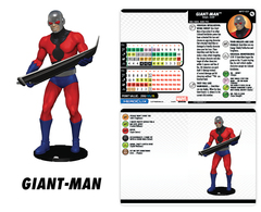 Giant-Man Pym with Tank